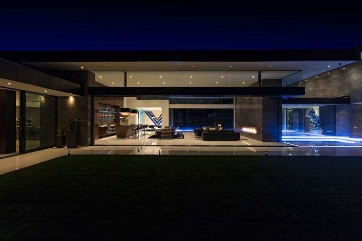 Contemporary Luxury Homes luxury living: ultra-contemporary homes | christie's