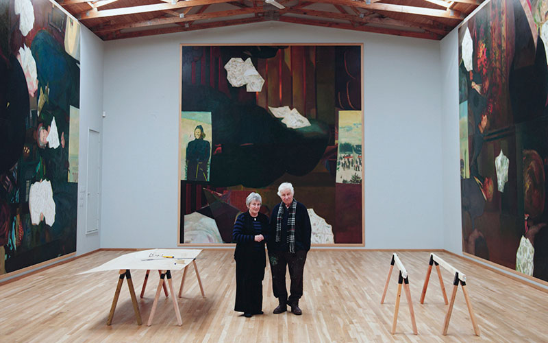 An imaginary Russian reality In conversation with Ilya and Emilia Kabakov