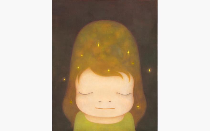 Yoshitomo Nara's The Little Star Dweller