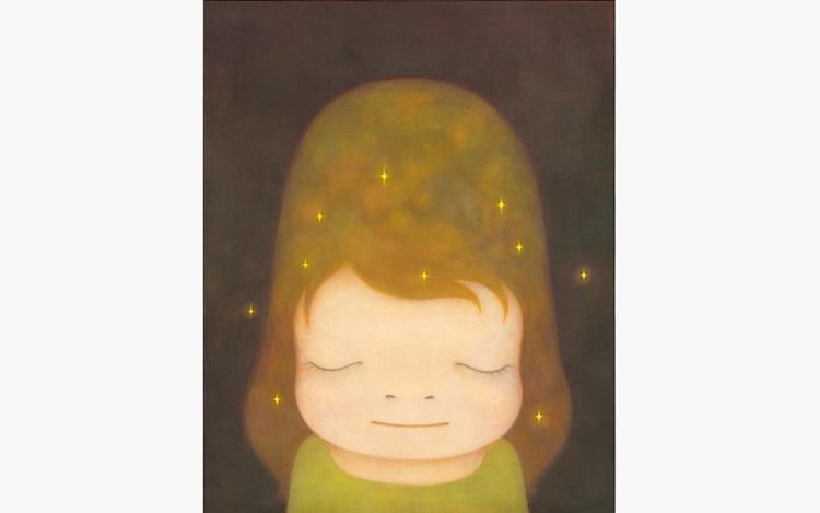 Yoshitomo Nara's The Little St auction at Christies
