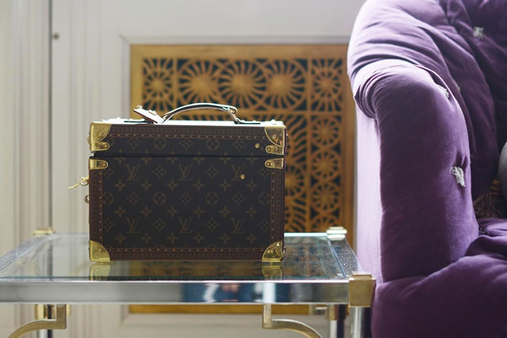 ask an expert decorating with trunks christie s rh christies com