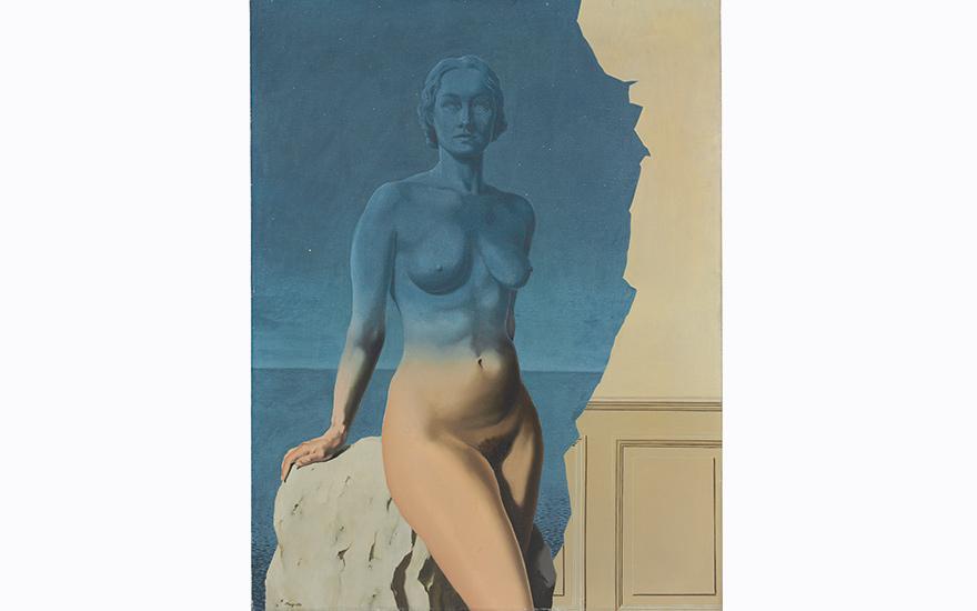 A modern Venus René Magritte's Le miroir universel