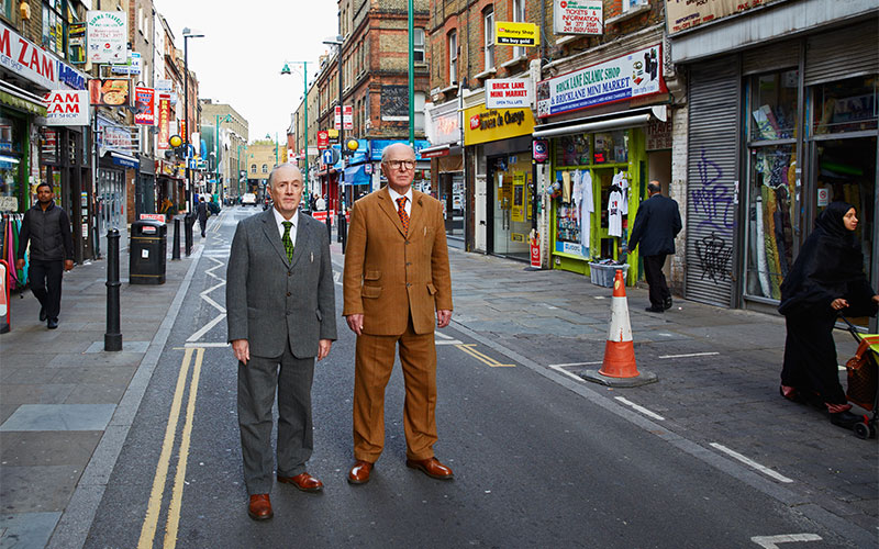 My London Gilbert & George
