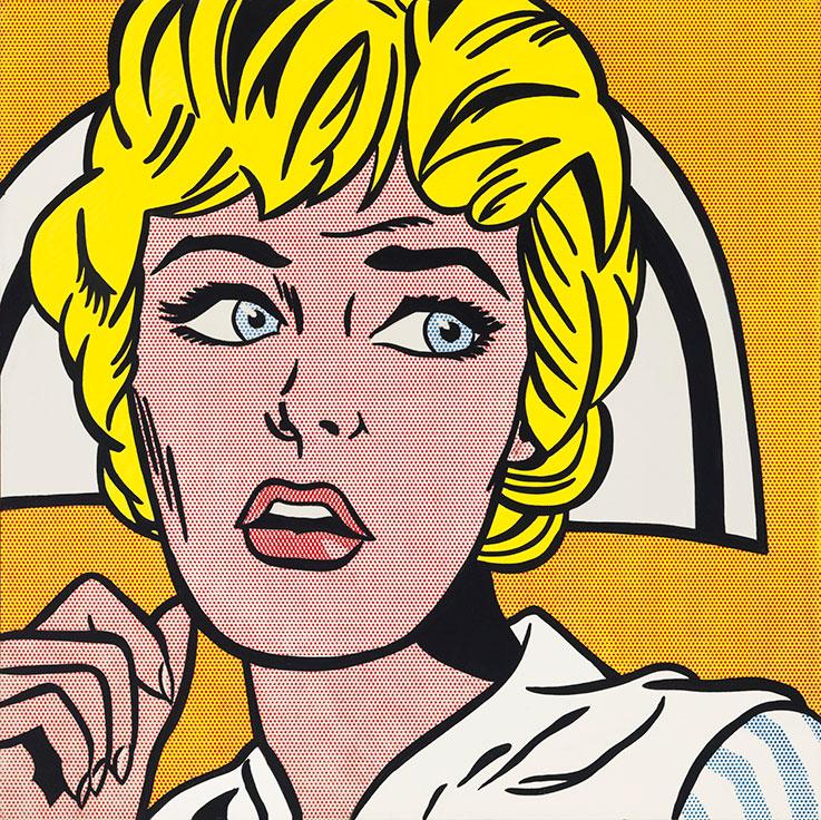 Roy Lichtenstein's Nurse | Christie's