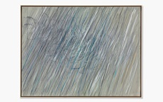 Cy Twombly's Untitled