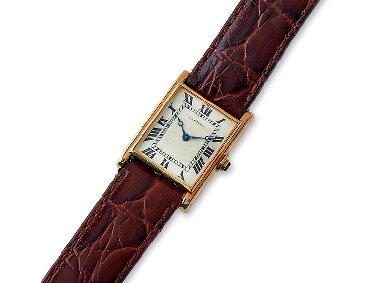 Cartier Tank Watch Women's