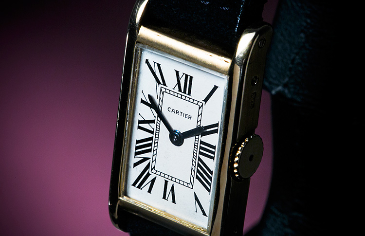 Five reasons to love women's vintage watches