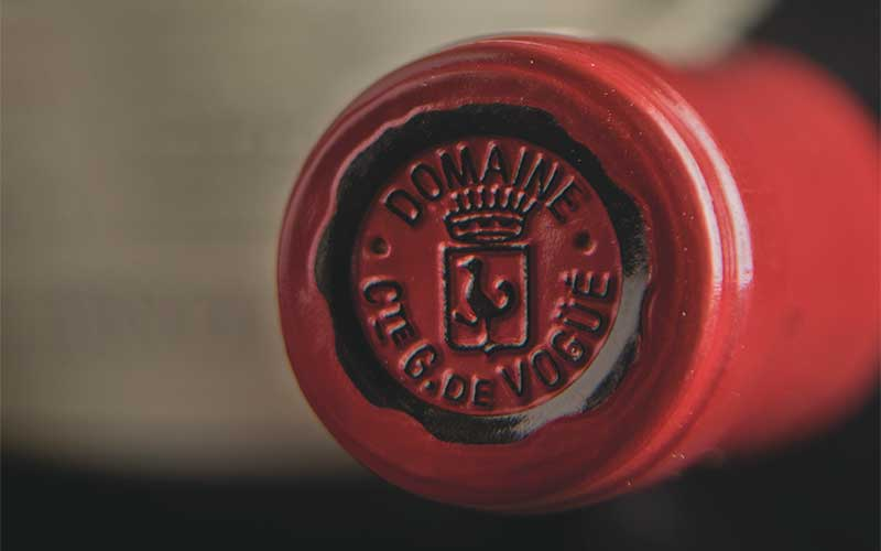 'Bottled poetry' Five wines from the Domaine Comte Georges de Vogüé