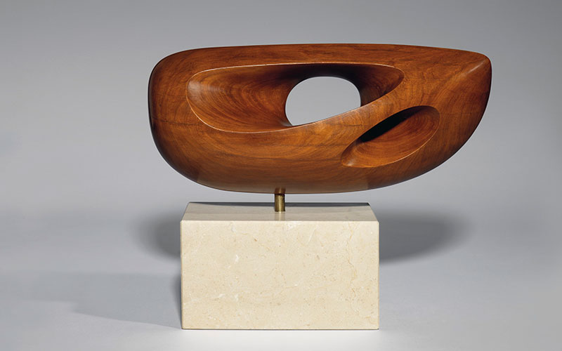 'I know this sculpture w