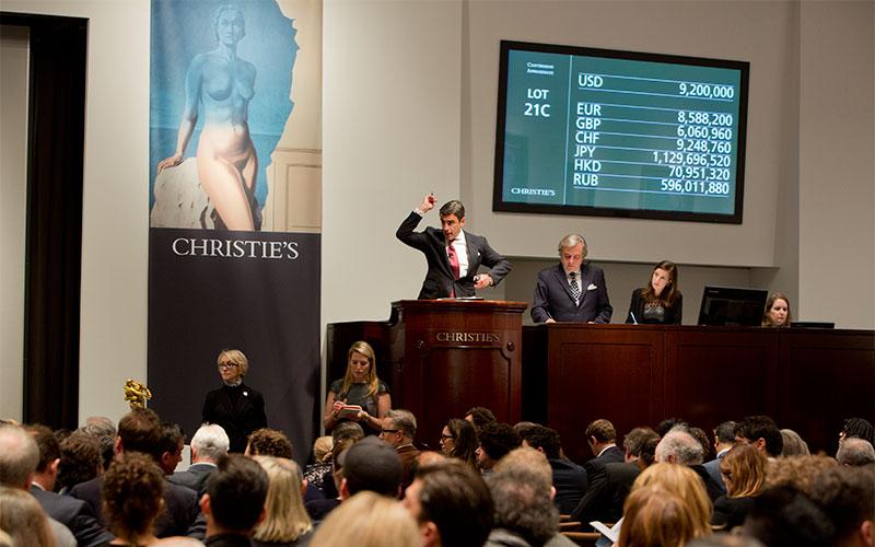 Running total for week of New York sales tops $1 billion