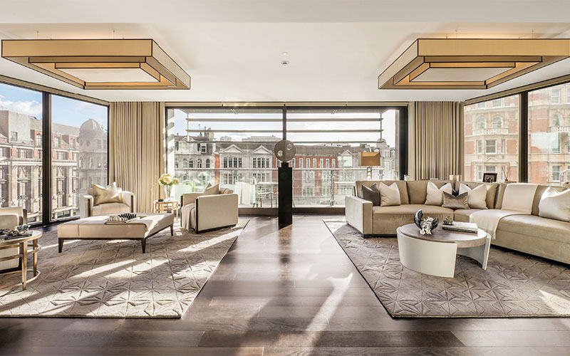 Luxury Living Homes near Museums