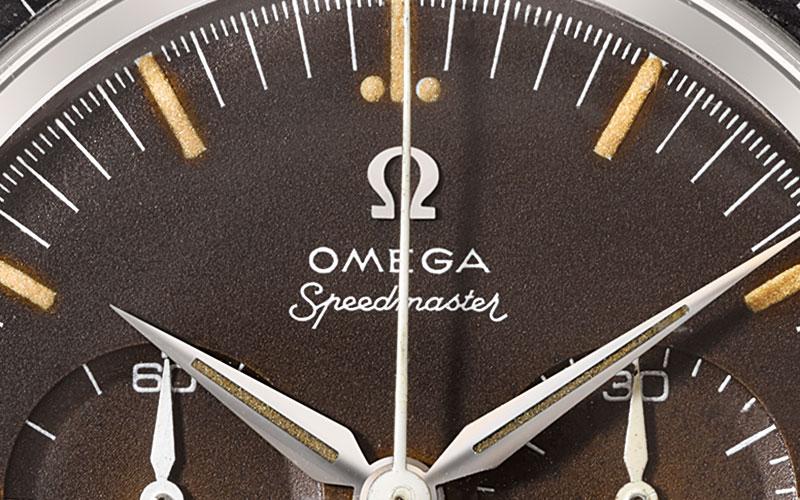 The evolution of the OMEGA Speedmaster
