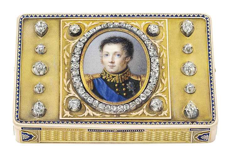 10 unusual snuff boxes to stand out from the crowd | Christie's