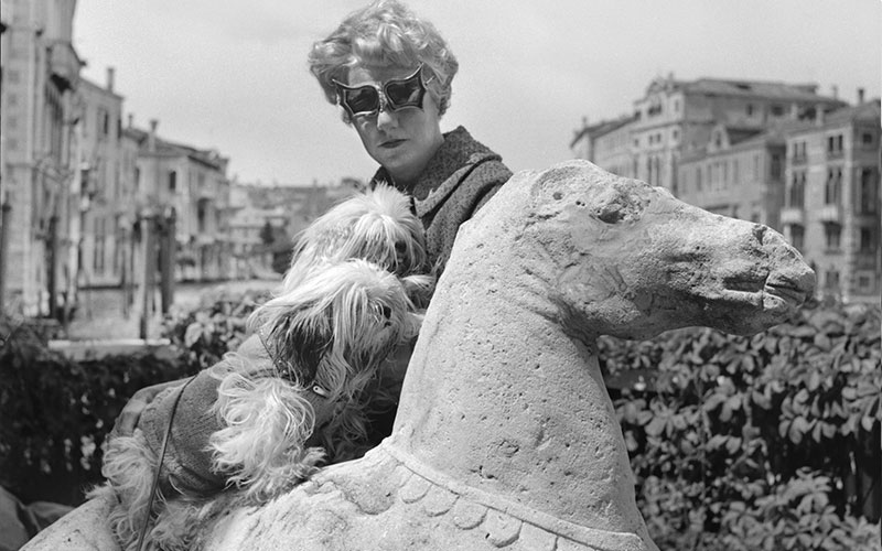 The life, loves and obsessions of Peggy Guggenheim