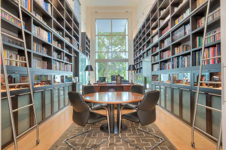 Luxury living: Private libraries | Christie\'s