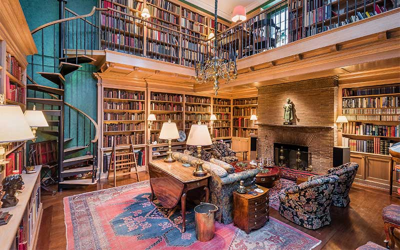 Luxury Living Private Libraries Christie S