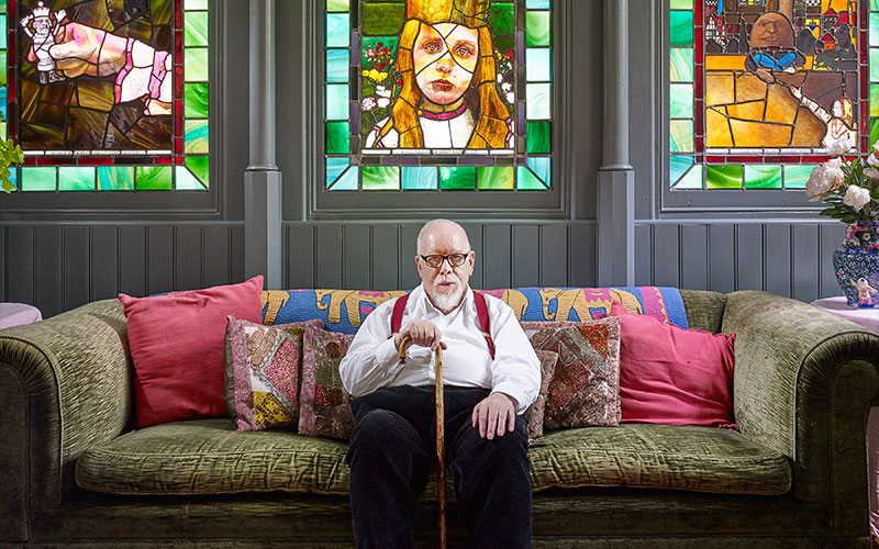 Peter Blake: The people's pain