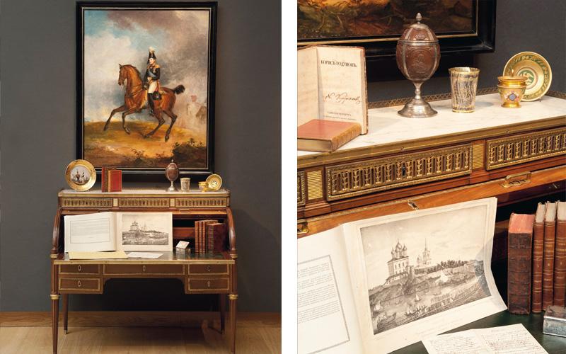 Recreating the era of Alexander Pushkin
