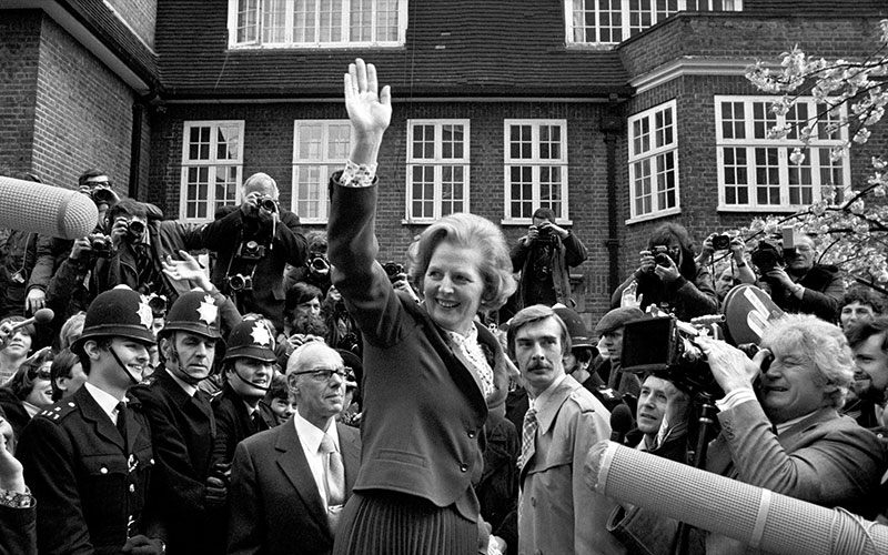Margaret Thatcher — A life in objects
