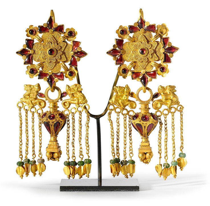 Ancient Jewellery — 2000-plus years of history, style and