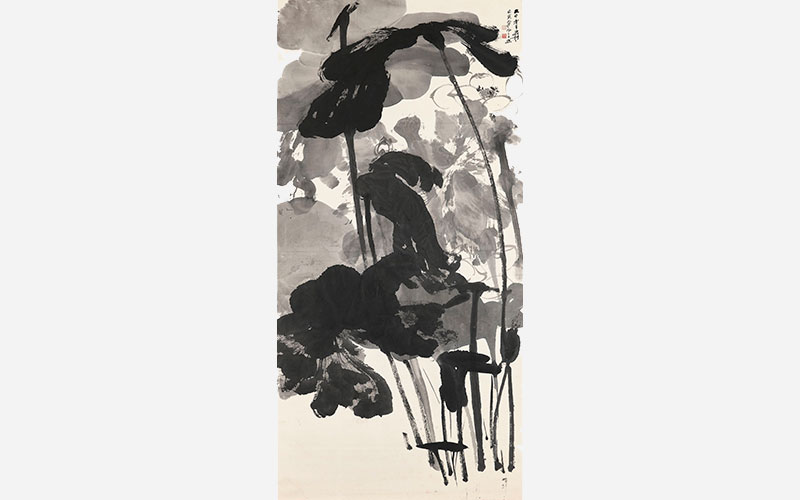 Dongxi Studio Chinese Paintings From a Distinguished Private Belgian Collection