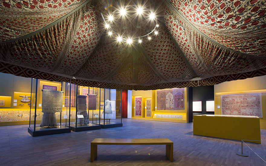 Fabric of India at the V&A