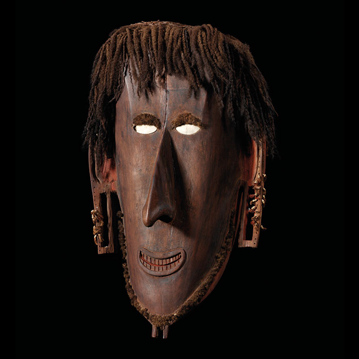 The History Of An Exceptional Mask From The Islands Of The