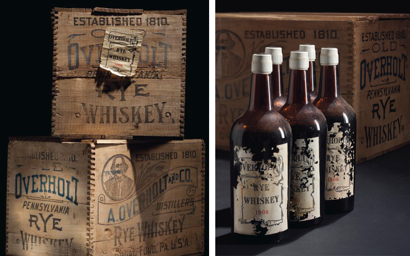 'My highlight of 2015' — Pre-Prohibition Rye Whiskey