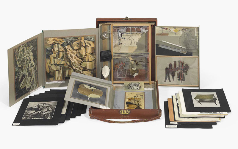 'My highlight of 2015' — Boîte-en-valise by Marcel Duchamp