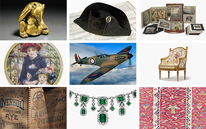'My highlight of the year' — A review of the year in art and objects