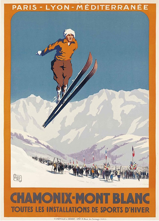 From st moritz to chamonix winter resorts in classic ski for Garage ad st jean le blanc