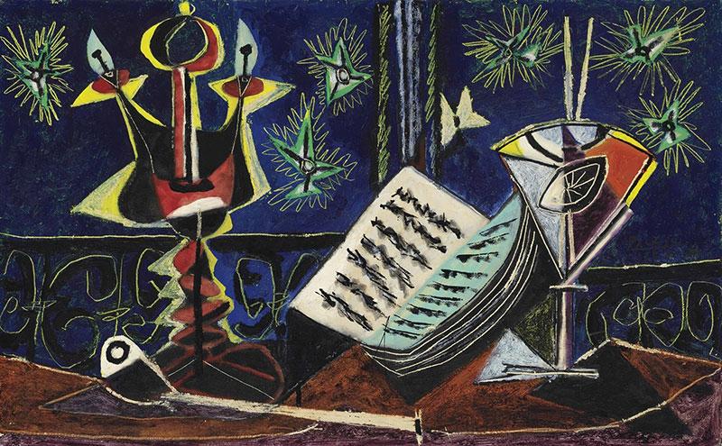 Picasso: A visual autobiography | Christie\'s