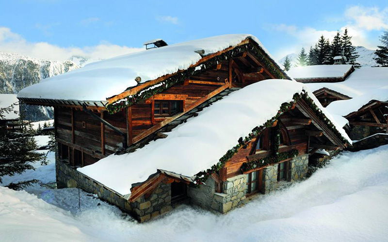 Luxury living: Ski-in, ski-out