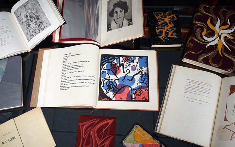 Artists' books the exquisite meeting of minds and talents