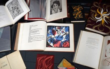 Artists' books: the exquisite  auction at Christies