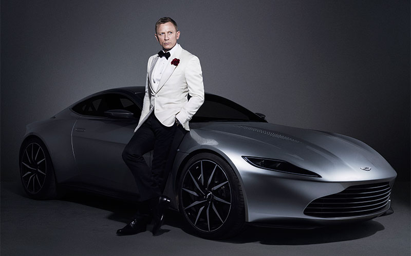 James Bond Spectre – the auction