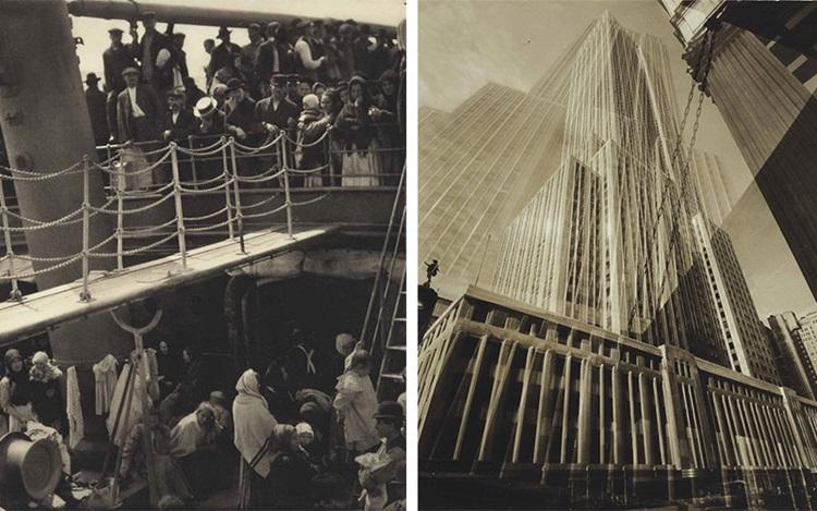 Stieglitz, Steichen & Weston — auction at Christies
