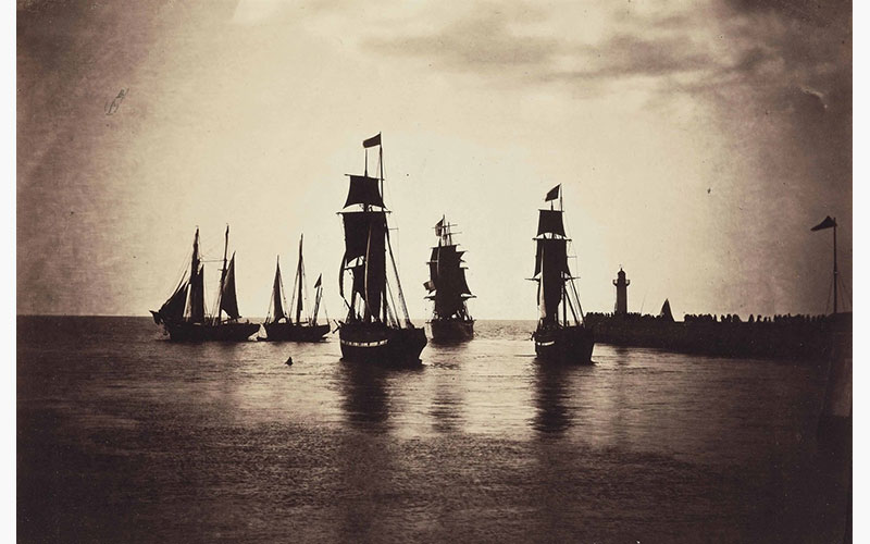 Gustave Le Gray The pre-Impressionist photographer