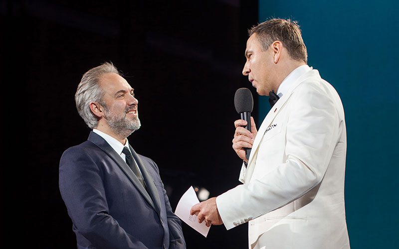 Why David Walliams wants James