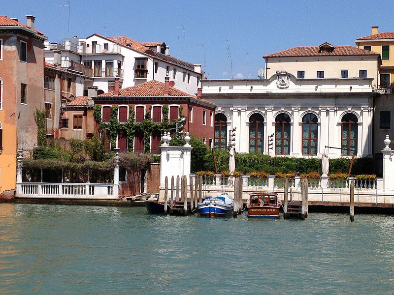 Venice Office Building Interiro