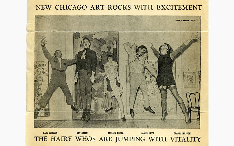 The Chicago Imagists A primer