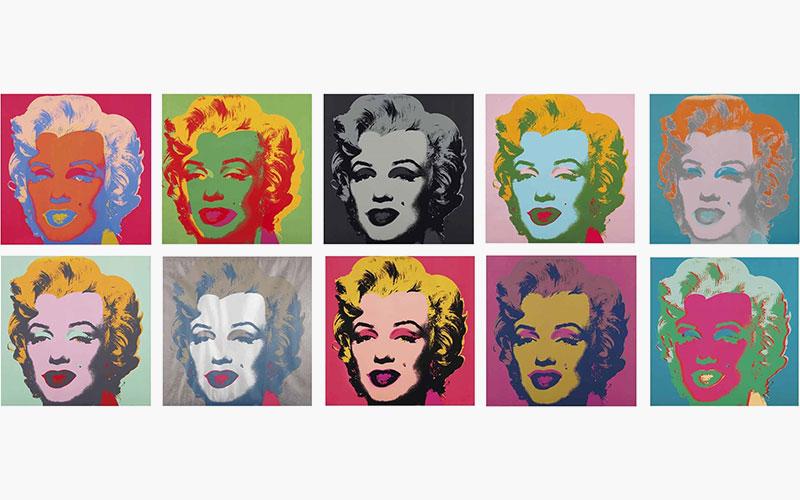 Centuries of portraiture — FromRembrandt to Warhol