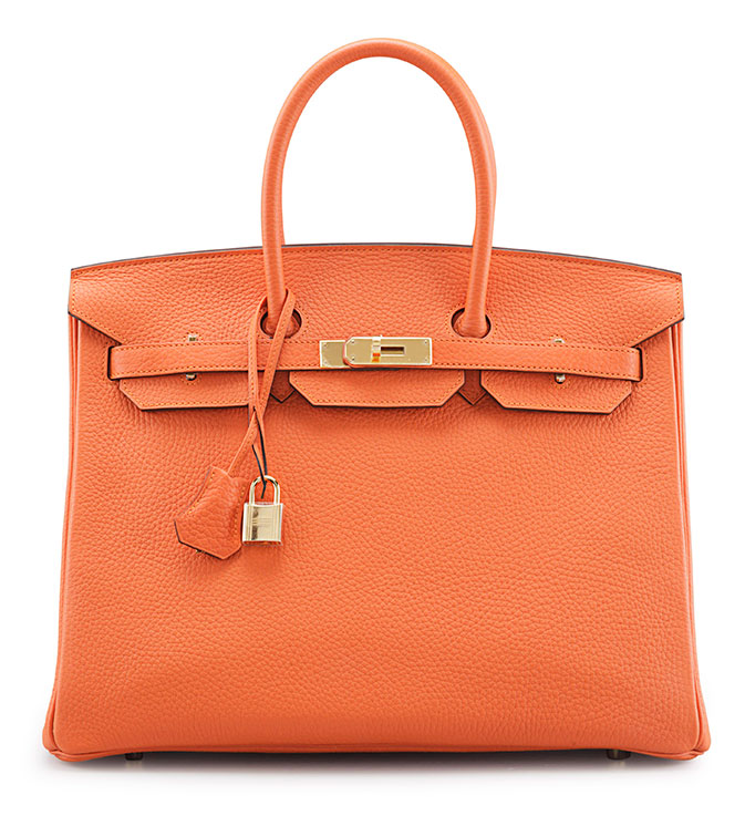 What Does Your Hermès Handbag Say About You