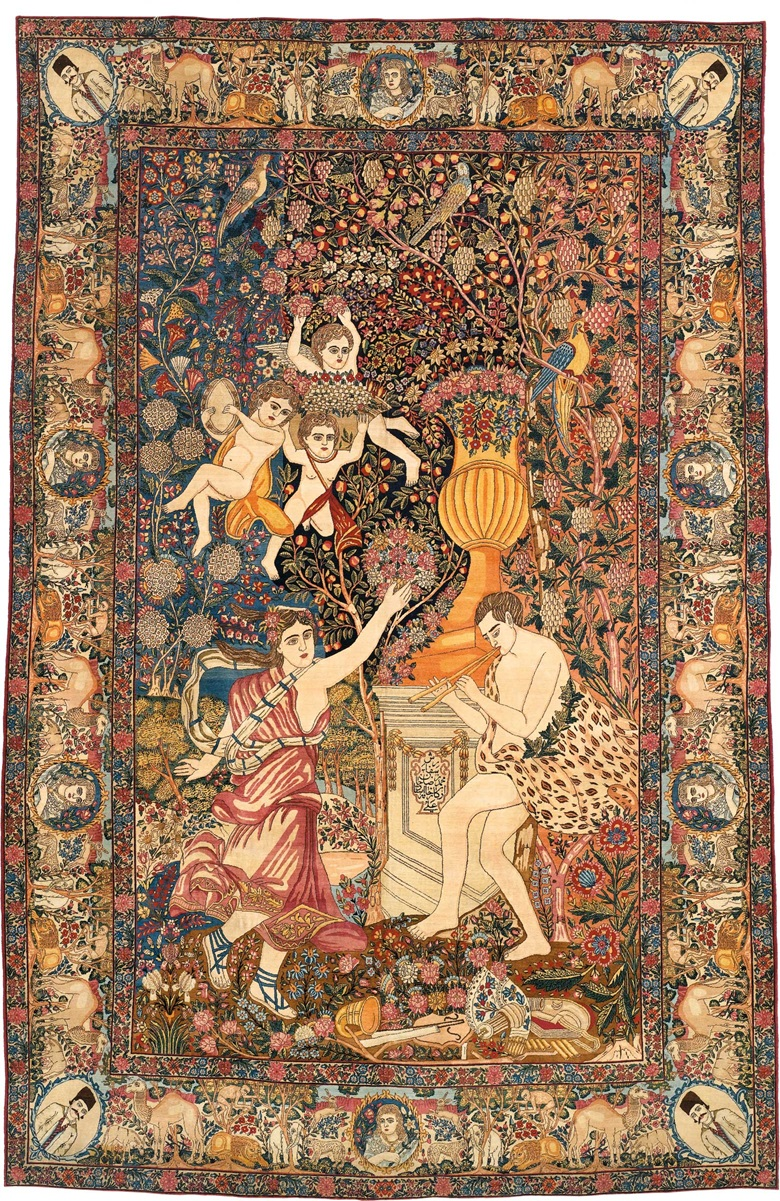 How To Read Rug And Carpet Designs Christies