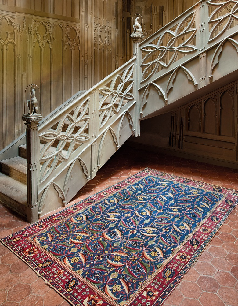 rugs and carpets at strawberry hill | christie's