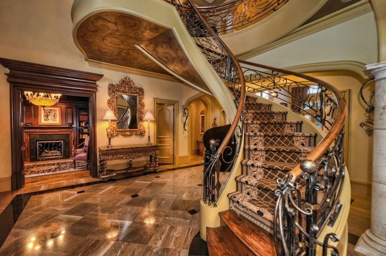 Staircases: Luxury Living | Christie's