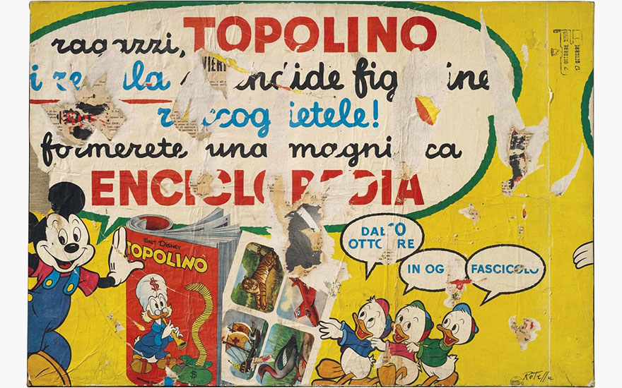 Italian Pop Art A Primer Christies