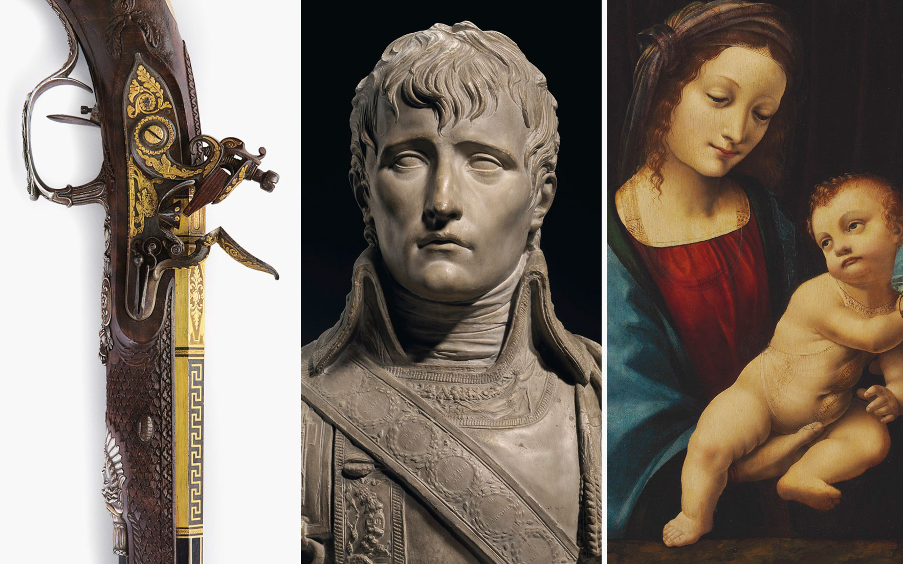 Classic Week throughlines From Simón Bolívar's pistols to a painting of the Madonna
