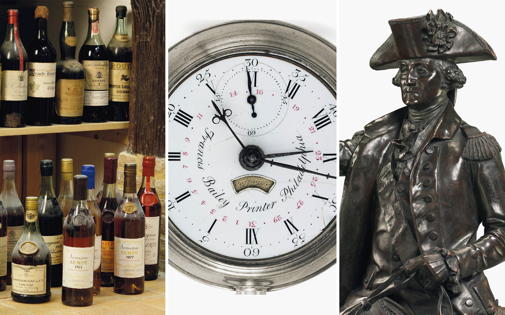 Classic Week throughlines From great conquerors to 175 years of liquid history