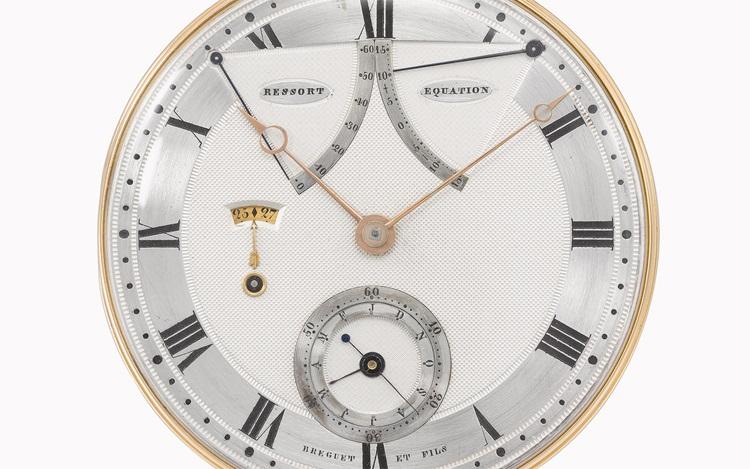 Watch No. 217: A Breguet maste auction at Christies